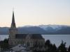 Bariloche: Kostelík středoevropského stylu