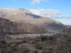 Patagonie: Městečko Calafate