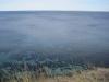 Patagonie:  Atlantský oceán nedaleko města Puerto Madryn