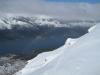 Patagonie: hory nedaleko Bariloche