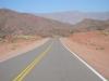 Silnice na severu Argentiny