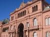 Buenos Aires: Casa Rosada - prezidentský palác