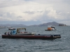Ferry na jezeře Titicaca
