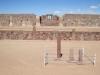 Citadela předinkské civilizice Tiwanaku (1580 př.n.l - 1200 n.l.)