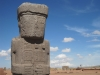 Tiwanaku: Socha Ponce Sangines. odhadovaná váha 131 tun