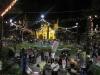 Předvánoční náměstí v Cochabambě