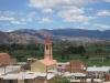 Kostelík nedaleko Cochabamby