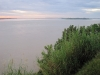 Řeka Amazon u města Tabatinga