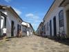 Koloniální město Paraty nedaleko Ria