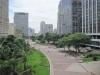 Sao Paulo, střed města