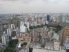 Sao Paulo, výhled z mrakodrapu