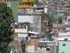 Favela Rocinha, největší favela v Brazílii