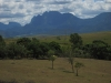 Vnitrozemí státu Espirito Santo