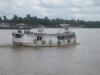 Loď na Amazonu