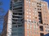 Concepción: Jedna z budov postižená zemětřesením v roce 2010