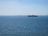 Magellanův průliv spojující  Atlantský a Tichý oceán
