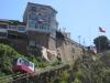 Valparaíso: jedna z četných historických lanovek