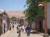 Pouštní oáza San Pedro de Atacama