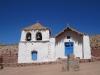 Kostelík v Andách na severu země