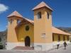 Kostel ve vesnici Zumbahua