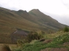 Náhorní plošina (paramo) nedaleko města Riobamba