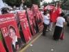 Guatemala City: Volební kampaň
