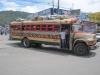 Typický místní autobus