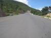 Hlavní silnice z Tegucigalpy do města San Pedro Sula