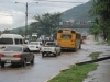 San Pedro Sula: Menší potopa