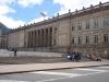 Bogota: Budova Kongresu