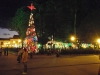Popayan: Vánoční výzdoba