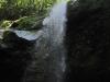 Vodopád nedaleko vesnice Bribri