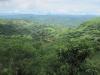Krajina nedaleko vesničky Monteverde