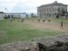 Matanzas: Pionýři na školním dvorku