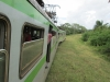 Matanzas: Jediný elektrický vlak na Kubě jezdí mezi Mantanzas a Havanou