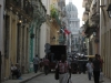 Havana: Staré Město, v pozadí Capitolium