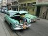 Havana: Oprava jednoho z taxíků