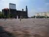 Ciudad de Mexico: Náměstí tří kultur, kde byli v roce 1968 zmasakrovány stovky studentů