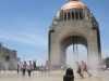 Mexico City: Monument mexické revoluci