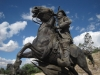 Socha: Revolucionář Pancho Villa