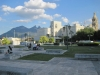 Sever Mexika: město Monterrey