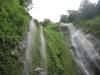 Vodopád na ostrově Ometepe