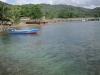 Puerto Obaldia na hranici s Kolumbií
