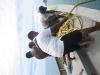 Námořníci v regionu San Blas