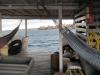 Výhled z nákladní lodi v regionu San Blas