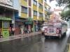 Autobus v Panama City