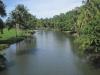 Řeka / Kanál používaný pro přepravu banánů