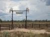 Ranč v regionu Chaco u hranice s Bolívií