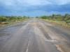 Vedlejší silnice zas tak kvalitní nejsou