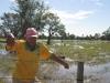 Region Chaco: Farmář